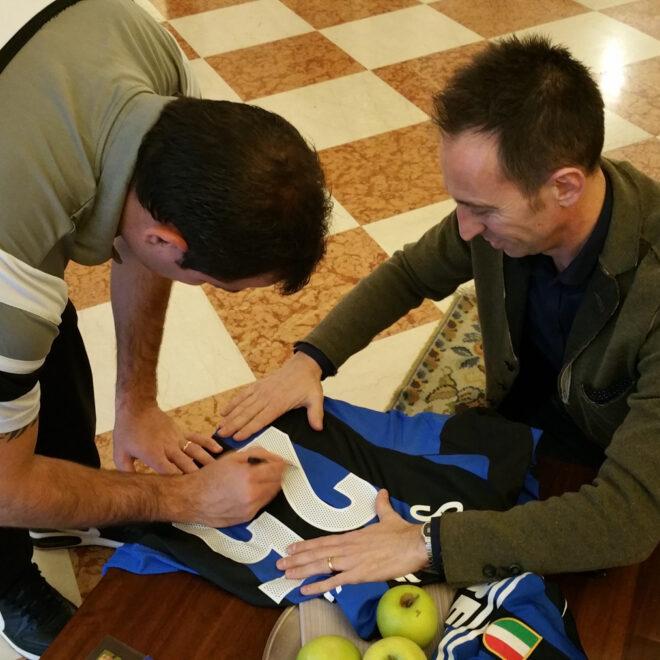 Dejan Stankovic ritiro a Udine